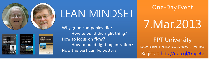 Lean Mindset Workshop