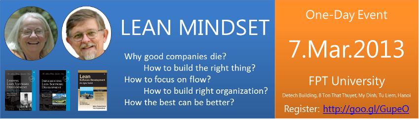 Lean Mindset Workshop