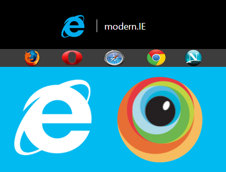 Modern.ie BrowserStack