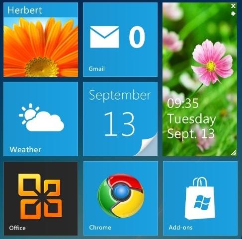 Modern UI Style