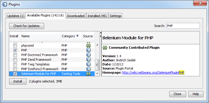 PHP-plug-in