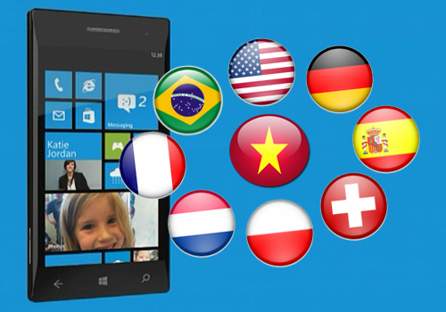 Localization Windows Phone