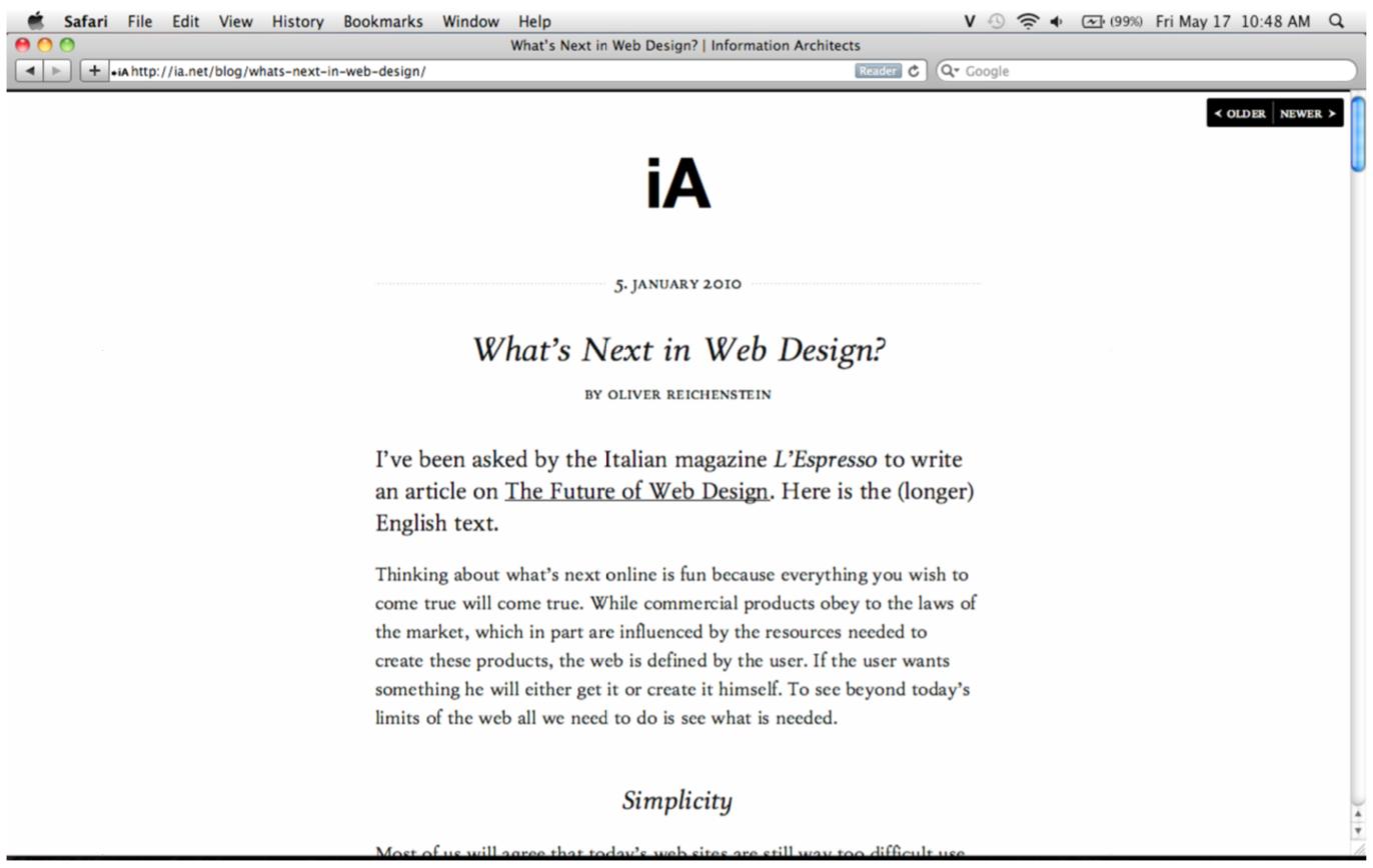 Rất nhiều trang web đã tự thiết kế riêng font chữ để đảm bảo phong cách và tính độc đáo