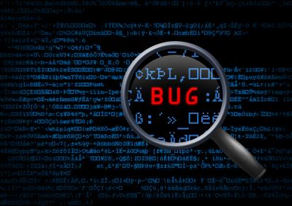 Bug found
