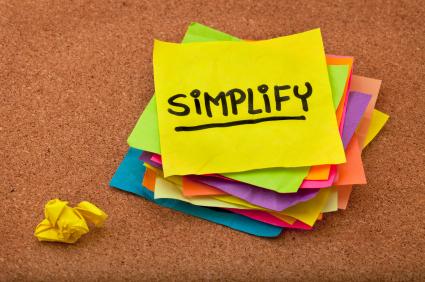 Thiết kế đơn giản