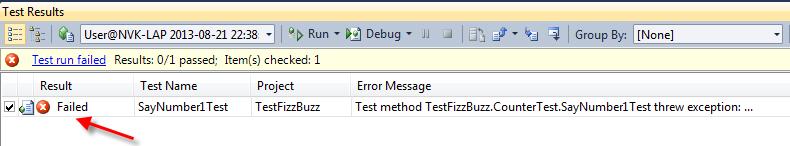 Fail-Test