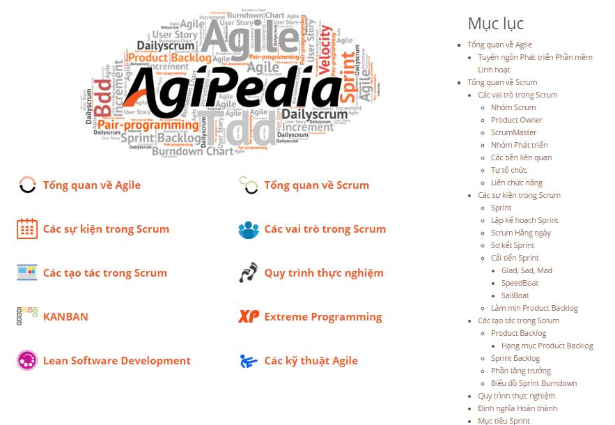Agipedia-page