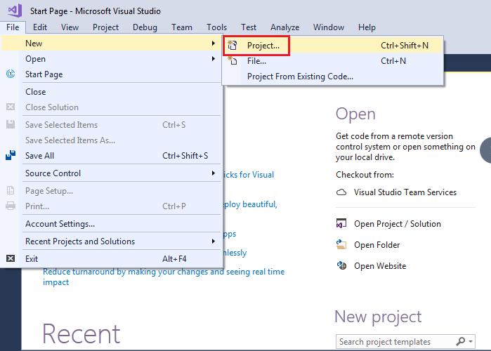 ASP.NET MVC5 #1: Bắt đầu với ASP.NET MVC 5